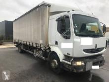 Renault Midlum 270 truck used tautliner