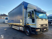 Iveco tautliner truck Eurocargo 120 E 24