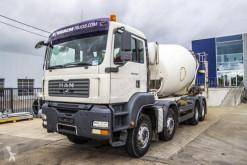 Camion MAN TGA 35.360 béton toupie / Malaxeur occasion