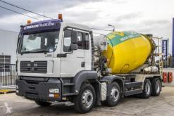 Camion betoniera cu rotor/ Malaxor MAN TGA 35.350