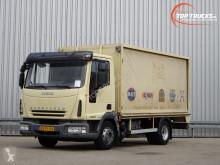 Camión Iveco Eurocargo lonas deslizantes (PLFD) usado