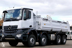 Mercedes three-way side tipper truck Arocs 4142 K