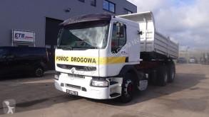 Vrachtwagen kipper Renault Premium 340