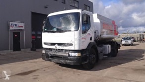 Camión Renault Premium 210 cisterna usado