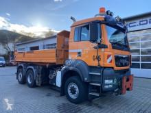 Camion tri-benne MAN TGS 28.400 6x4-4 Meiller Kipper Winterdienst