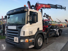 Camion Scania P 320 platformă second-hand
