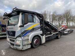MAN TGS 18.440 trailer truck used car carrier