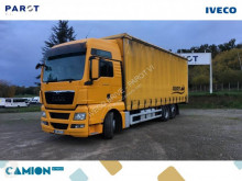 MAN TGX 26.480 truck used tautliner