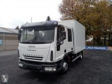 Camião Iveco Eurocargo furgão usado
