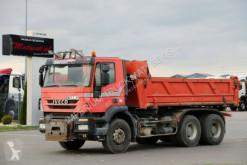 Camión Iveco TRAKKER 360 / 6X4 / BORTMATIC / 2 SIDED KIPPER/ volquete usado