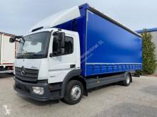 Mercedes Atego 1224 L truck used tautliner