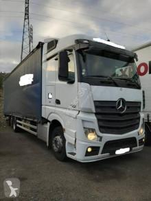 Camion rideaux coulissants (plsc) Mercedes Actros 2642