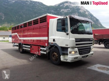 Camion remorcă transport animale DAF 85CF380