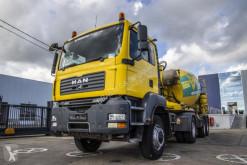 MAN concrete mixer truck TGA 18.360