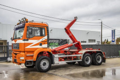 Camion MAN TGA 26.360 porte containers occasion