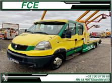 Camión de asistencia en ctra Renault Master