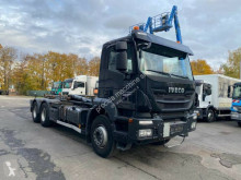 Iveco Trakker AD 260 T 45 P truck used hook arm system