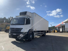 Mercedes Axor 1829 NL truck used multi temperature refrigerated