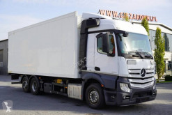 Mercedes Actros 2543 truck used refrigerated