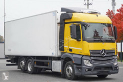 Mercedes Actros 2542 truck used refrigerated