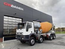 Camion béton toupie / Malaxeur Iveco 410 E42