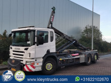 Camion polybenne Scania P 280