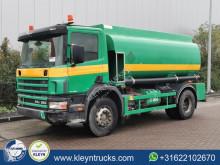Камион цистерна Scania P