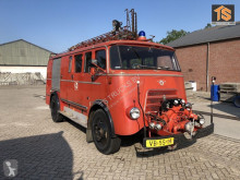 DAF 1600 truck used fire