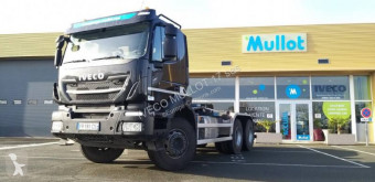 Iveco Trakker 420 truck used hook arm system