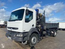 Renault three-way side tipper truck Kerax 270 DCI