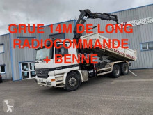 Camion benne Mercedes Actros 2631