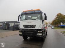 Iveco concrete mixer truck Trakker 450