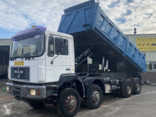 MAN tipper truck 35.364 Kipper ZF Full Steel Good Condition