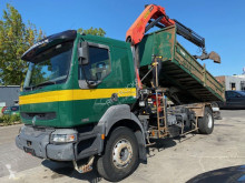 Renault Kerax 320 truck used flatbed