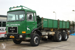 MAN 26.281 truck used tipper