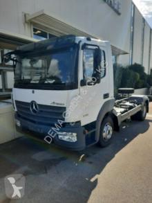 Mercedes Atego Atego 1018*Neufahrzeug*Euro 6*Klima*Schalter* truck used chassis