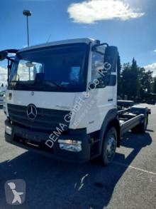 Camião Mercedes Atego 1621*Neufahrzeug*Euro 6*Klima*Schalter* chassis usado