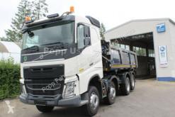 Camião tri-basculante Volvo FH 500 8x4 Dautel DSK*VDS,Spurwarner,Liftachse*