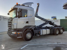 Camión Scania R 420 volquete usado