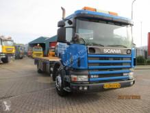 Camion Scania P94-220 EURO 2 plateau occasion