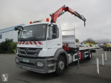 Camion Mercedes Axor 1833 plateau standard occasion
