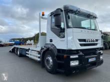 Камион Iveco Stralis 360 превоз на строителна техника втора употреба