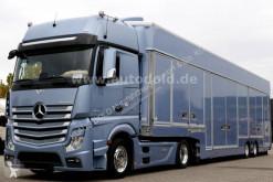 Camion porte voitures Mercedes Actros 1848