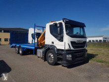 Camion porte engins Iveco Stralis AT 440 S 40 TP