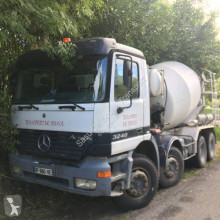 Camion betoniera cu rotor/ Malaxor Mercedes Actros 3240