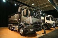Lastbil lastvagn bygg-anläggning Mercedes Arocs 3342