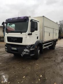 Камион MAN TGM 18.340 фургон втора употреба