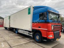 Lastbil med anhænger køleskab monotemperatur DAF XF105