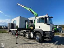 Камион превоз на строителна техника MAN TGS 35.360