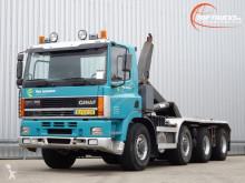 Ginaf hook arm system truck M 4345-TS 35t. Haakarm, Hooklift, Abrolkipper - Manuel